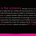 This is the company . . .