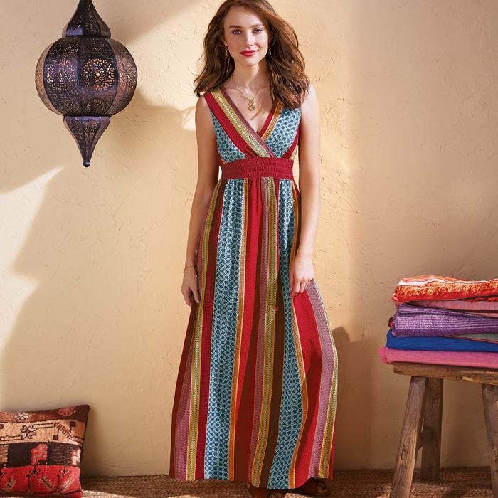 Avon Marrakesh Look Maxi Dress