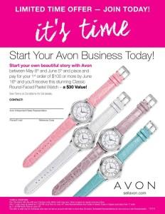 free watch flyer