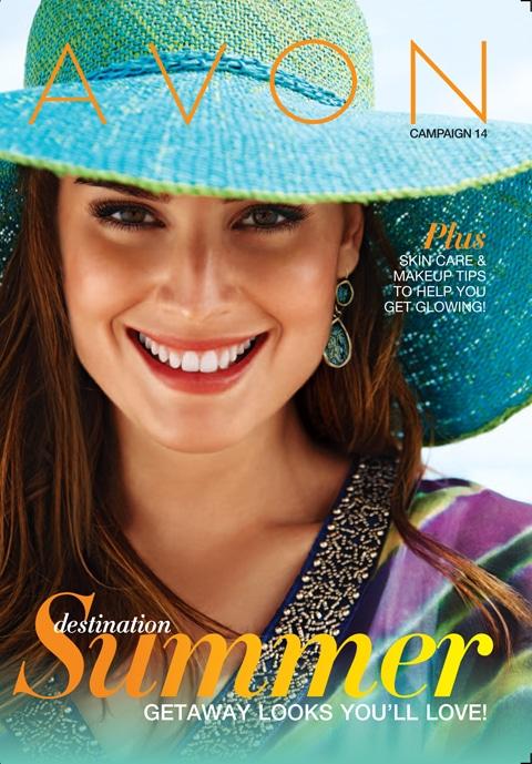 Avon eBrochure Campaign 14, 2015 - Makeup Maven Jessica
