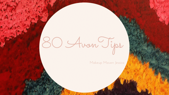 80 Avon Tips to grow your business