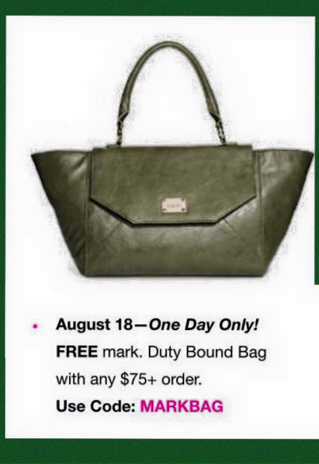 August 18 One Day Only!