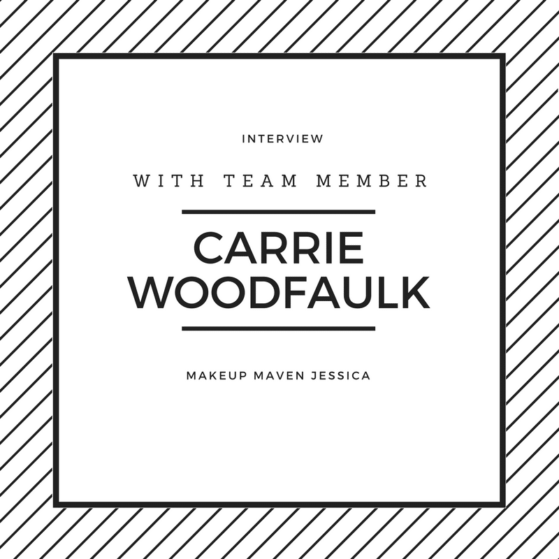 An Interview with Team Member Carrie Woodfaulk