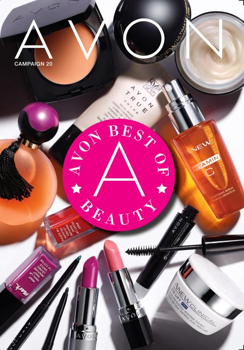 What's Hot? Avon Campaign 20 2017 - Makeup Maven Jessica