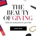 The Beauty of Giving – Avon Holiday Shopping
