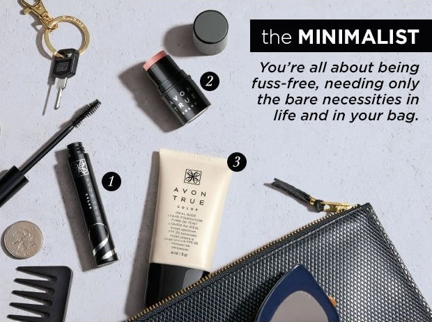 whats in your bag - avon current campaign