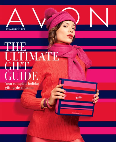 Avon The Ultimate Holiday Gift Guide - Campaign 25