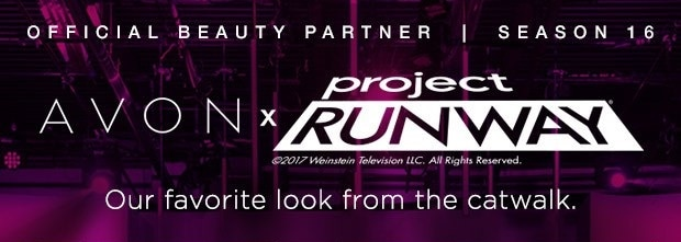 Avon x Project Runway