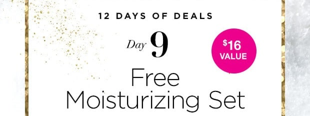 12 Days of Deals - Day 9 -