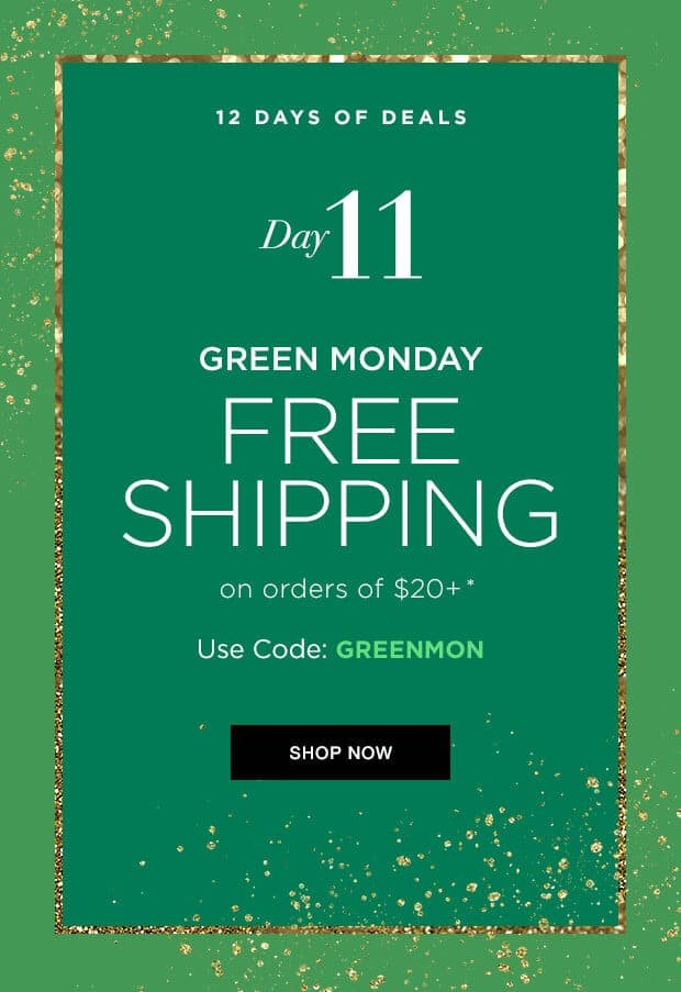 Avon 12 Days of Deals - Day 11 - free shipping | Makeup