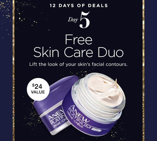 Avon 12 Days of Deals - Day 5