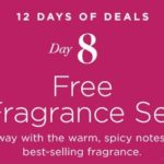 12 Days of Deals – Day 8 – Free Far Away Fragrance Set
