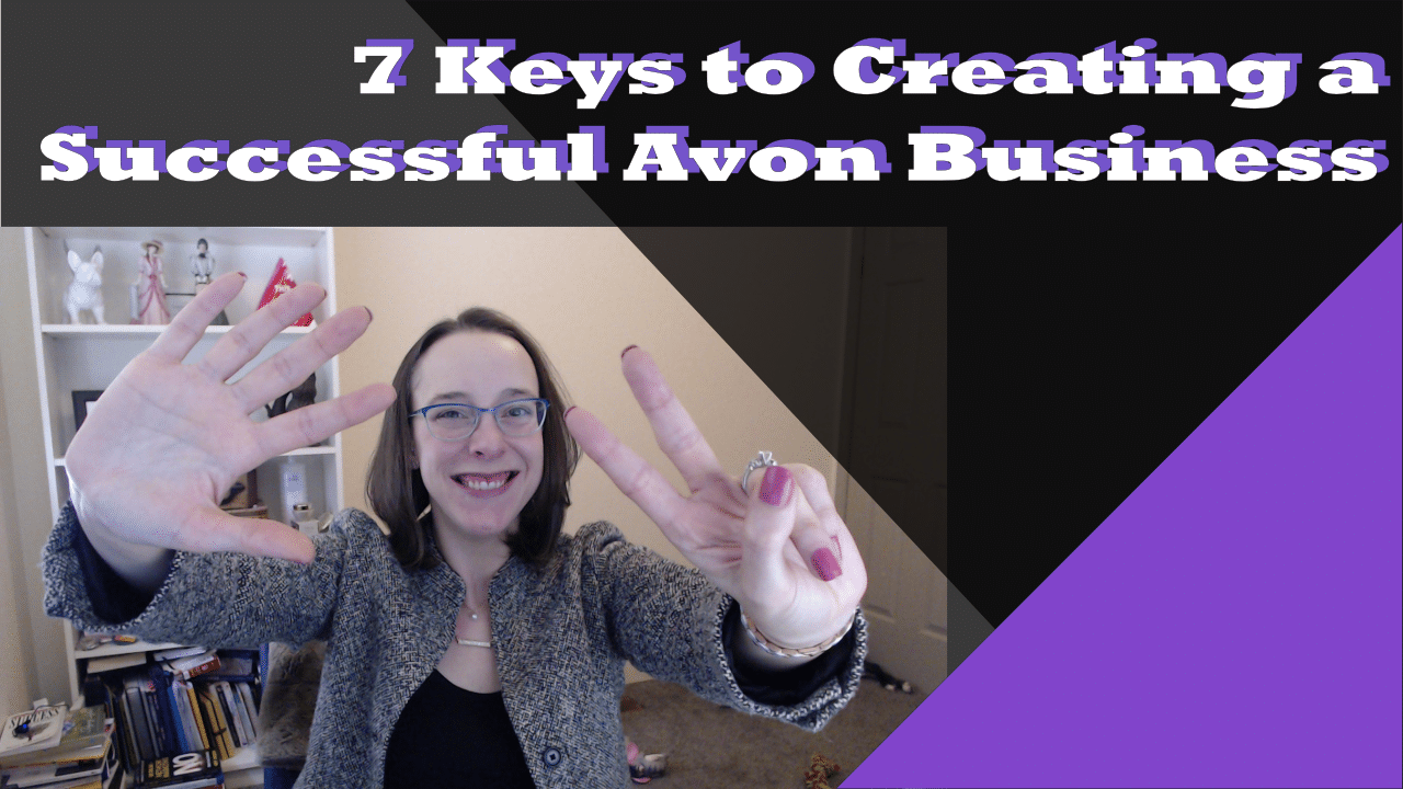 creating a successful Avon business