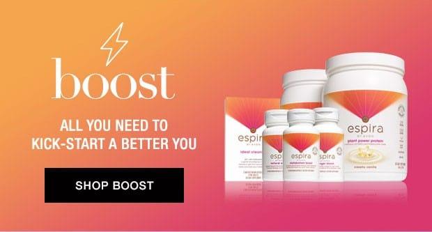 Health and Wellness - Espira Boost