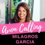 Avon Calling – Episode 5: Goal Setting and Team Building with Milagros Garcia