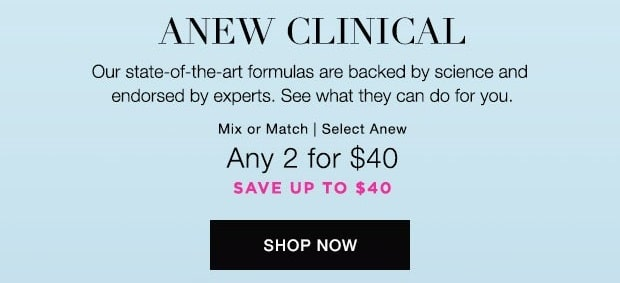 Best Selling Skin Care - 2 for 40 featured