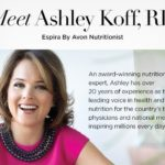Meet The Espira Nutritionist, Ashley Koff, RD