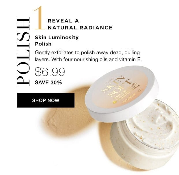 Skin So Soft Radiant Glow Collection