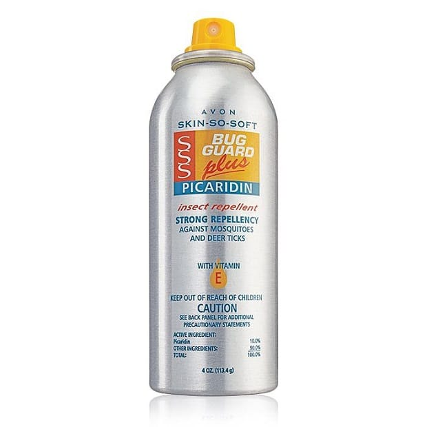 Top Avon Products - Skin So Soft Bug Guard