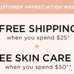 Hurry! Claim Your Free Gift + Free Shipping Now! Customer Appreciation Week!