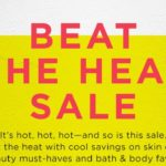 ☀ What's Hotter Than The Sun? These Savings!