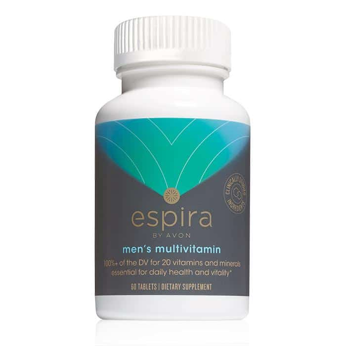 Health and Wellness - Espira Men's Multivitamin