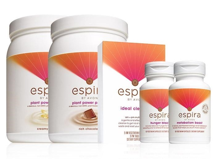 Health and Wellness - Espira Metabolism Boost System