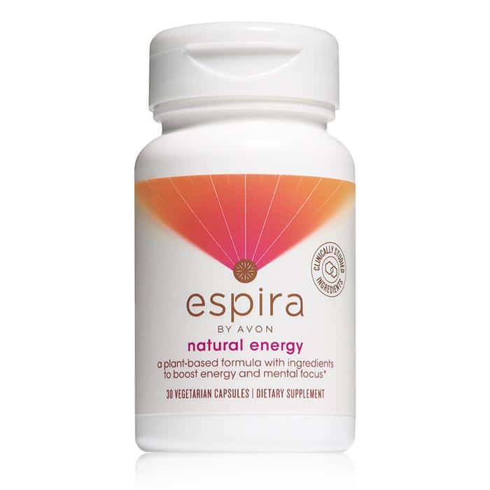 Top Avon Products - Espira Natural Energy
