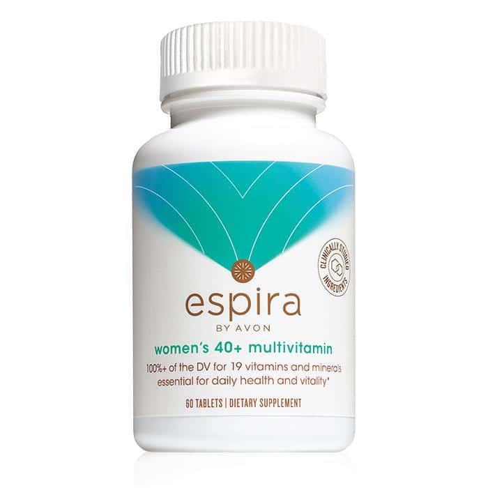 Health and Wellness - Espira Women's Multivitamin 40+