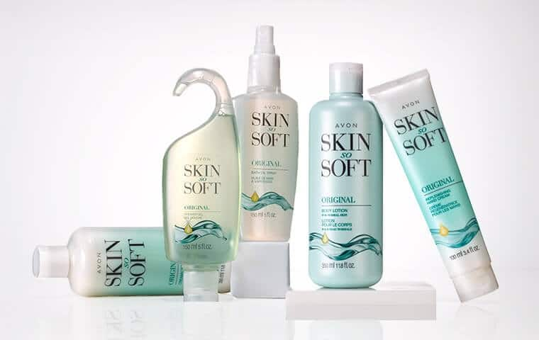 Top Avon Products - Skin So Soft Oil - Bug Guard
