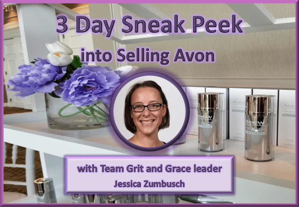 Avon SalesSneak Peek