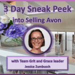 Join My 3 Day Sneak Peek into Selling Avon!