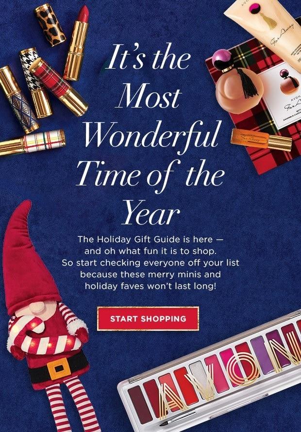Avon Holiday Gift Guide - Buy Avon