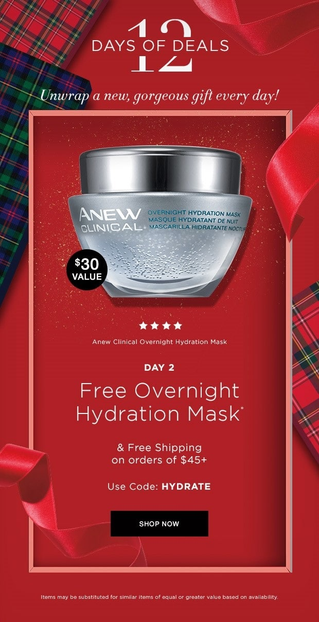 Day 2 Of Deals Claim Your Free Gift | Makeup Maven Jessica