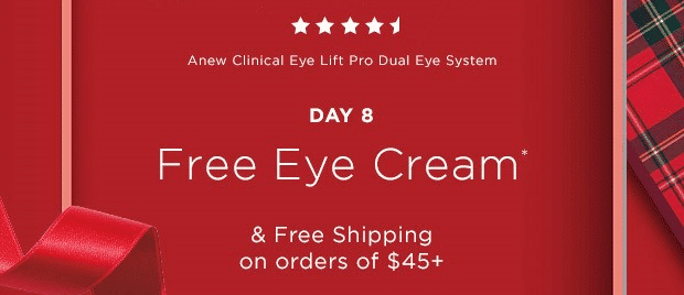 Day 8 - 12 Days Of Deals | Our Best-Selling Eye Cream Free