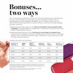 Avon Earnings as a New Rep – BONUSES!